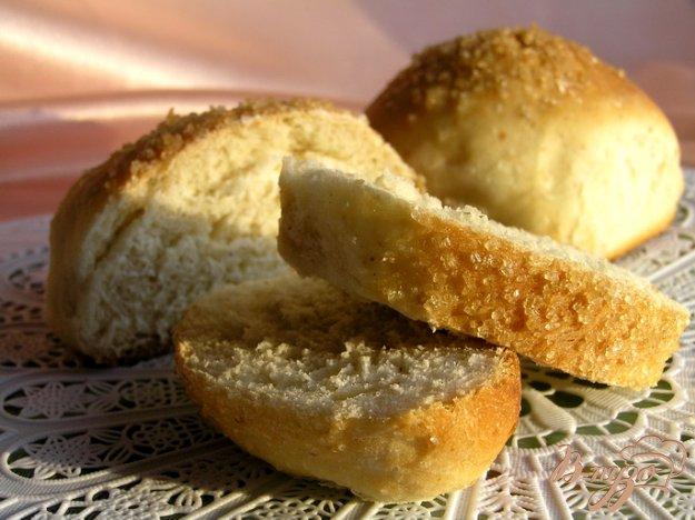 Рецепт Булочки с коричневым сахаром