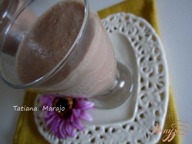 Рецепт Шоколадный смузи