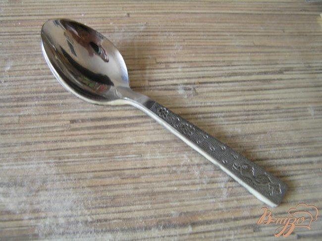 Фото приготовление рецепта: Вкусные ложки: соленые и сладкие (постные) шаг №2