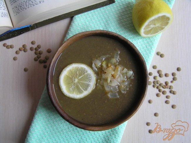 Фото приготовление рецепта: Египетская чечевичная похлебка шаг №6