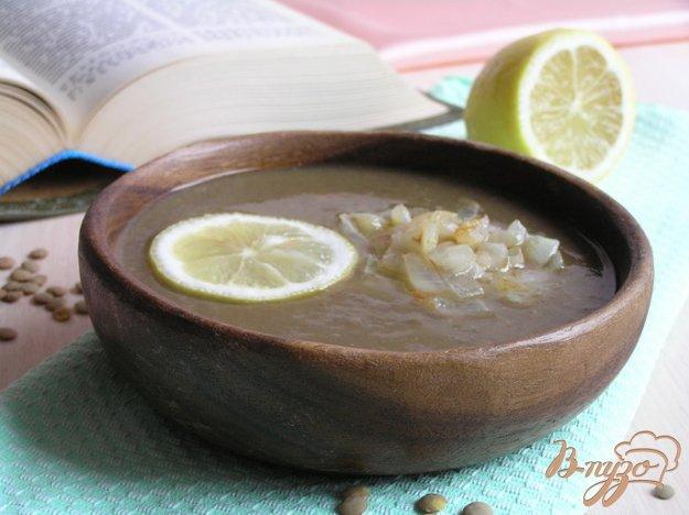 фото рецепта: Египетская чечевичная похлебка