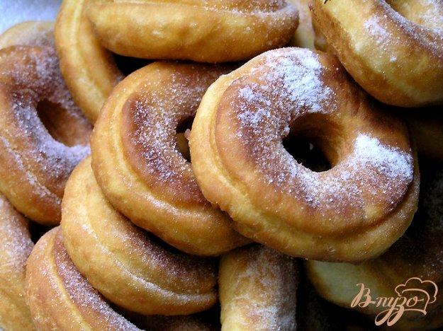 Рецепт Пончики на кефире