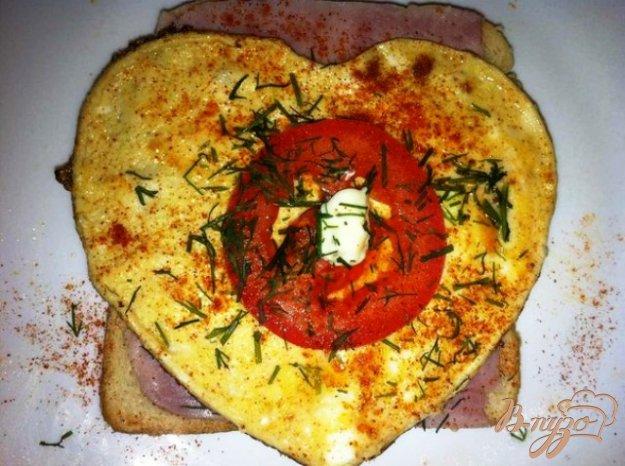 Рецепт Бутерброд для любимого