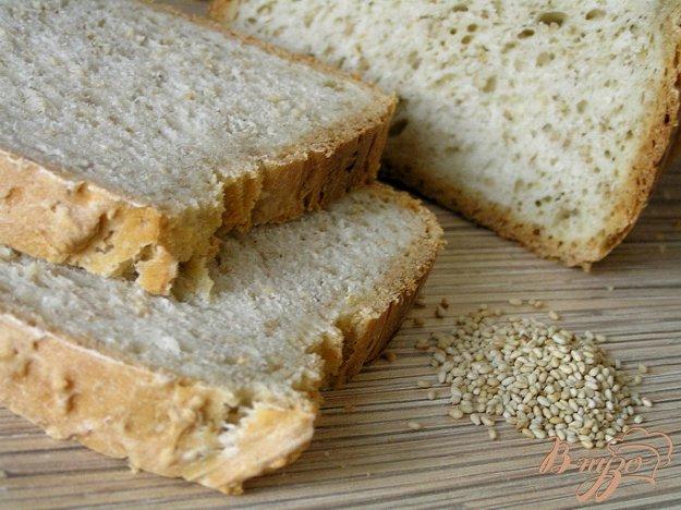 Рецепт Хлеб без соли