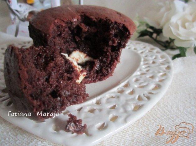 Рецепт Moeulleux двойной шоколад