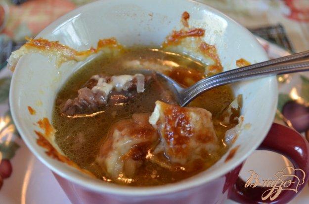 Рецепт Суп с говяжьими ребрышками