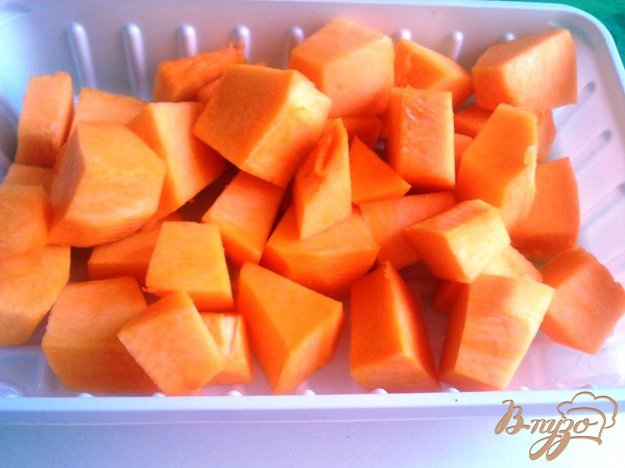 фото рецепта: Заготовка  тыквы
