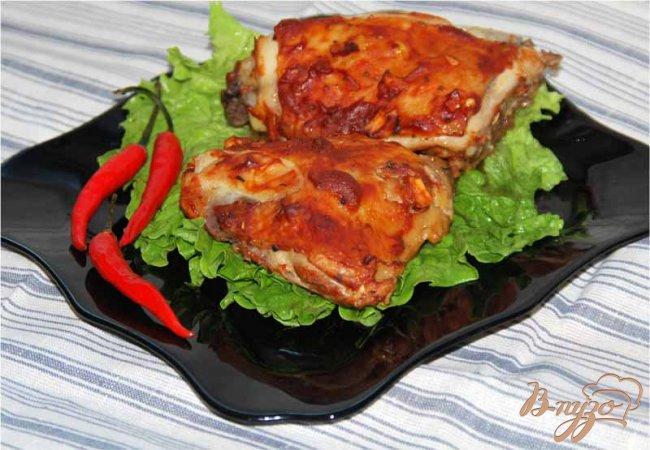 Фото приготовление рецепта: Курица по-южному шаг №6