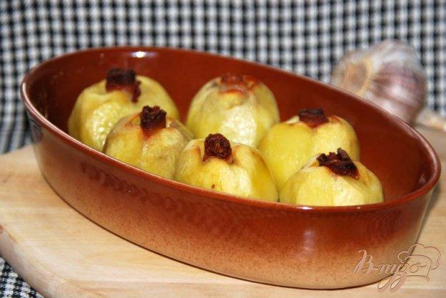 фото рецепта: Картофель запечённый по Джейми Оливеру.