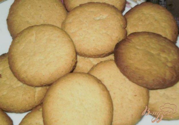 Рецепт Овсяное печенье с корицей