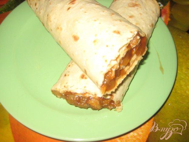 фото рецепта: Штрудель из лаваша