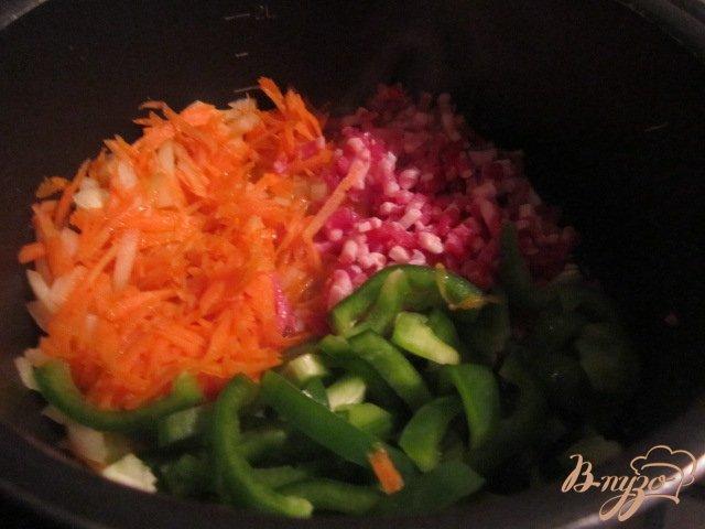 Фото приготовление рецепта: Мясная солянка шаг №2