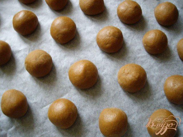 Фото приготовление рецепта: Пряники *сахарные*по ГОСТу шаг №6