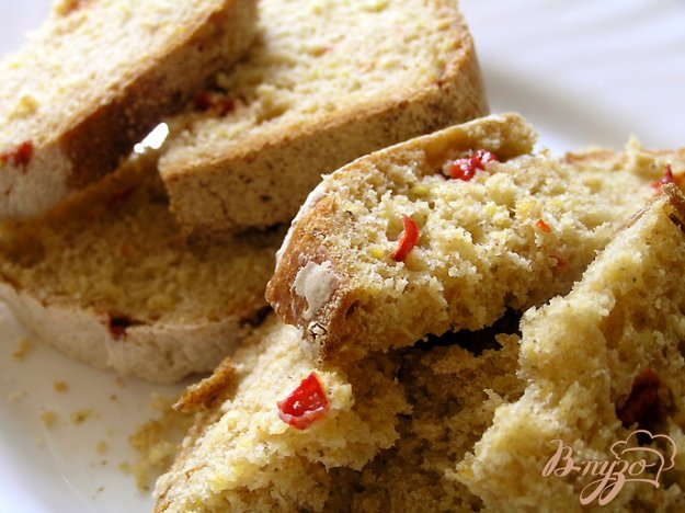 Рецепт Мексиканский хлеб Текс-мекс