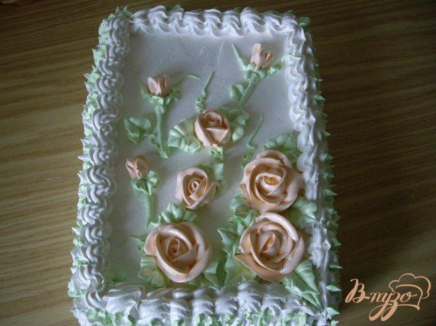 Рецепт Цитрусовый торт