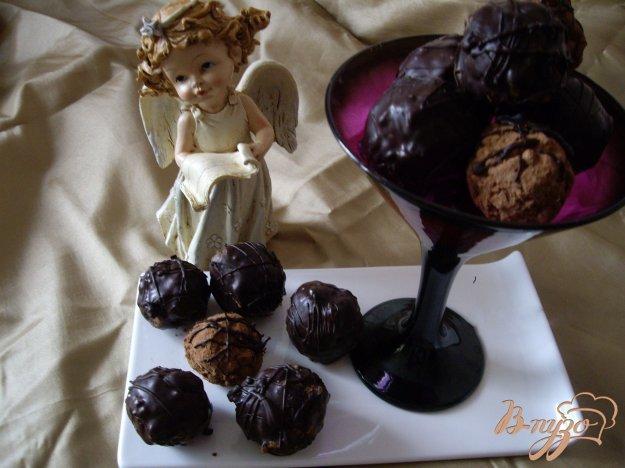 Рецепт Апельсиновые конфеты