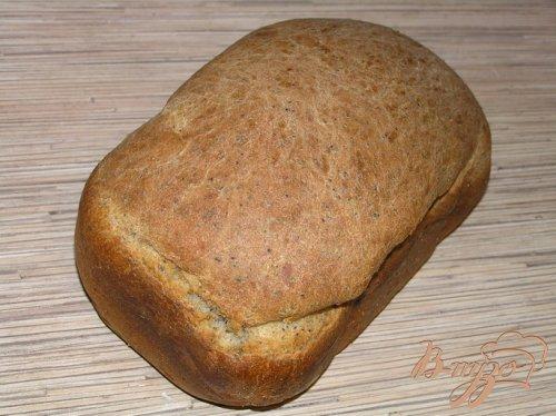 Сырно-маковый хлеб