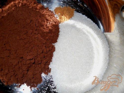 Шоколадное какао-молоко