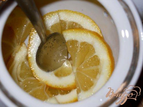 Лимонно-имбирный чай с мятой
