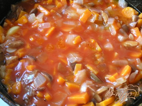 Овощная солянка