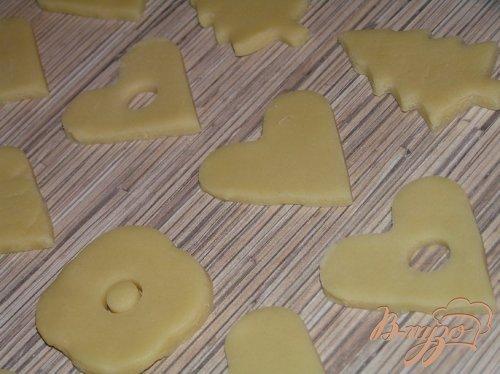 Праздничное печенье с конфитюром