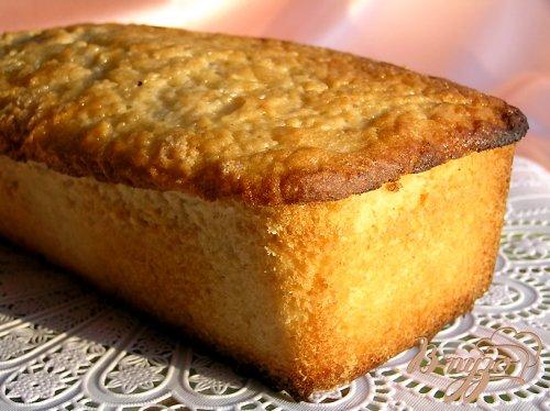 Десертный хлеб с карамельной корочкой