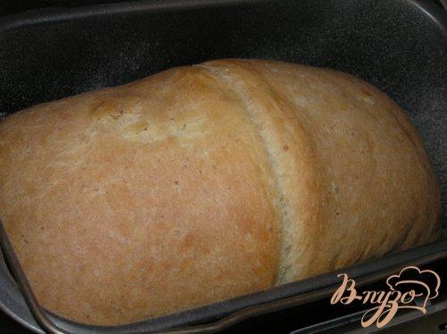 Сдобный творожный хлеб