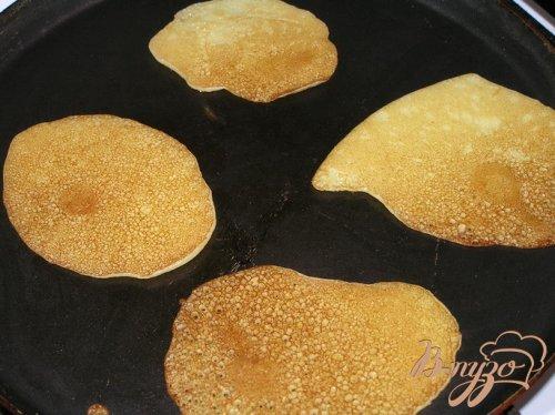 Кукурузные оладьи к завтраку