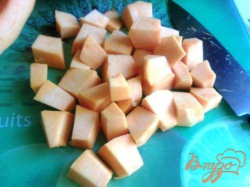 Заготовка  тыквы