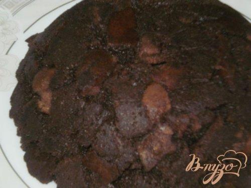 "Шоколадный торт ""Купол"""