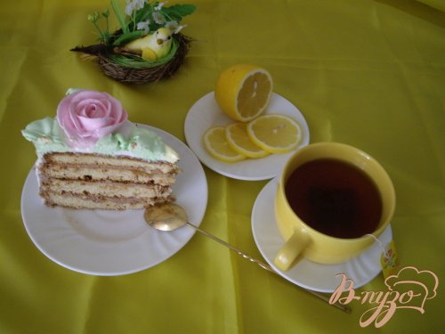 Просто торт, просто к чаю!!!