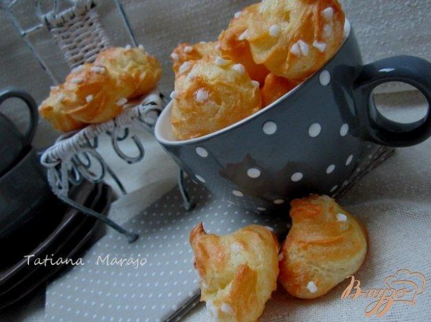 Рецепт Шукеты (les chouquettes)