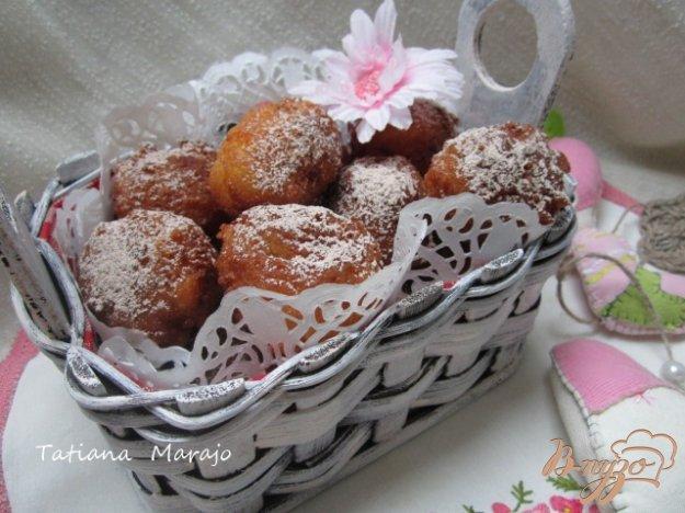 фото рецепта: Польские пончики