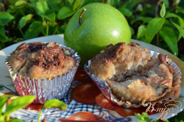 фото рецепта: Яблочные маффины