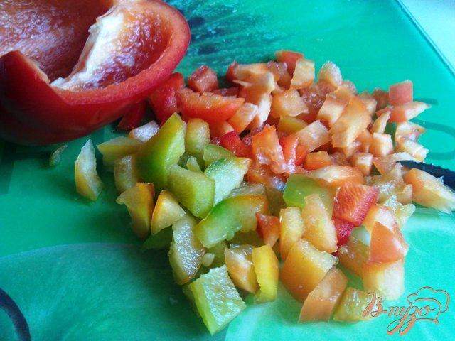 Фото приготовление рецепта: Говядина с овощами в желе шаг №3