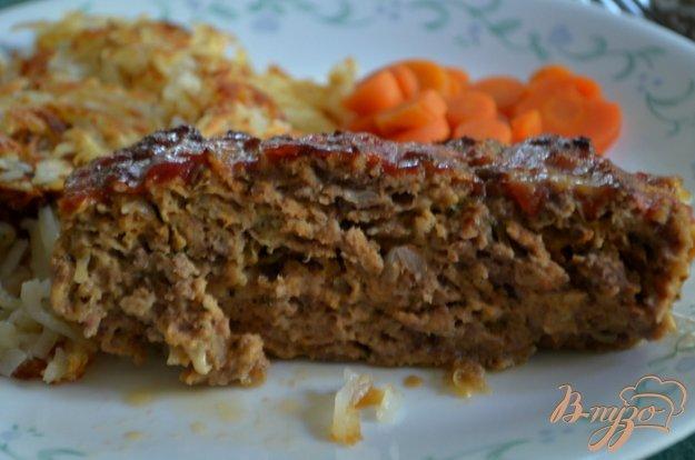 Рецепт Мясной хлеб с эстрагоном