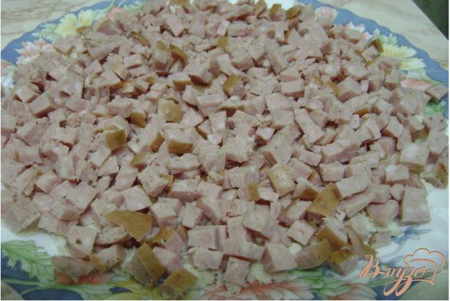 Фото приготовление рецепта: Салат из хрена шаг №2