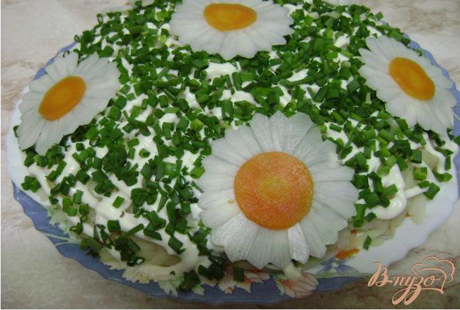 Фото приготовление рецепта: Салат из хрена шаг №6