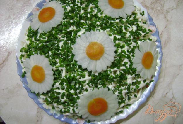 фото рецепта: Салат из хрена