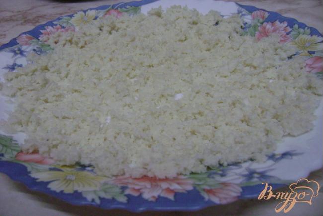 Фото приготовление рецепта: Салат из хрена шаг №1