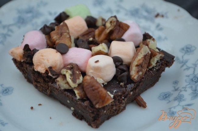 Фото приготовление рецепта: Десертная выпечка шаг №5