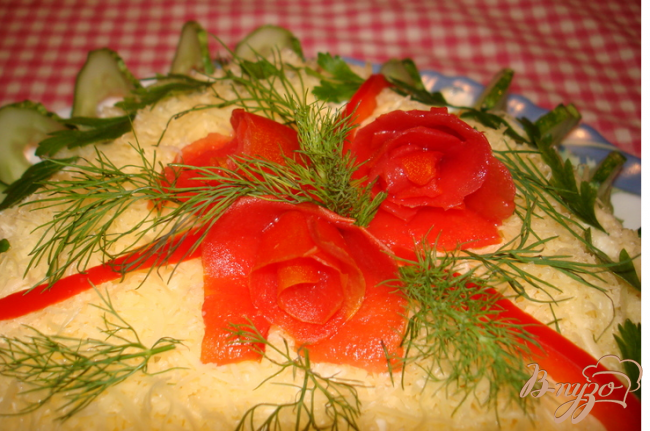 Фото приготовление рецепта: Торт из капусты шаг №5