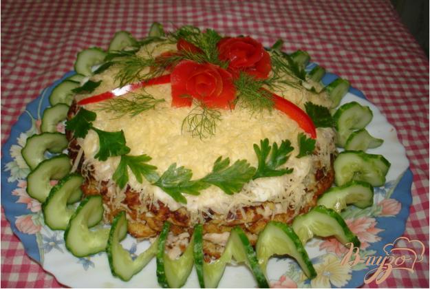 фото рецепта: Торт из капусты