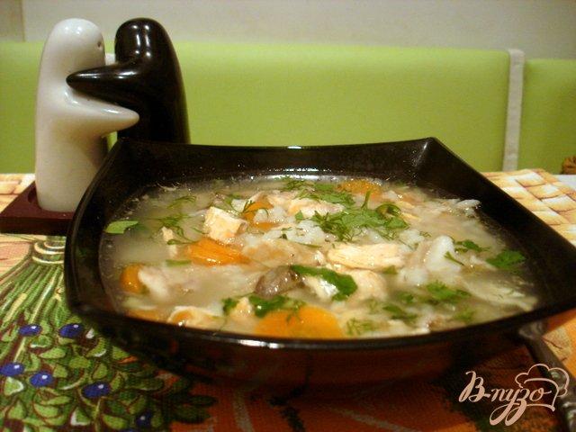 Фото приготовление рецепта: Рыбный суп из голов шаг №6