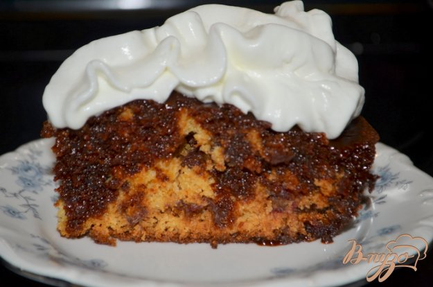 фото рецепта: Ирисовый кекс