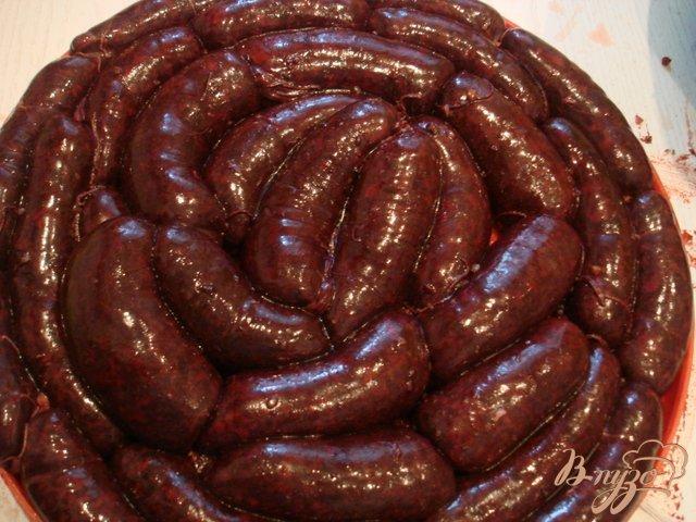 Как приготовить готовую кровяную колбасу