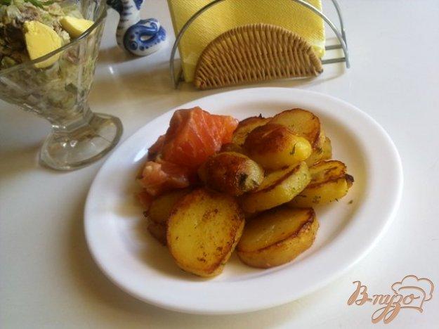 фото рецепта: Картофель на гарнир