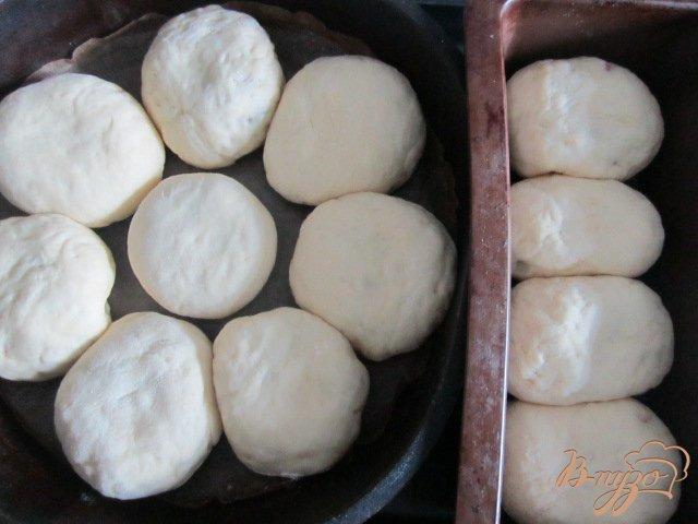 Фото приготовление рецепта: Сдобные пироги со свеклой шаг №7