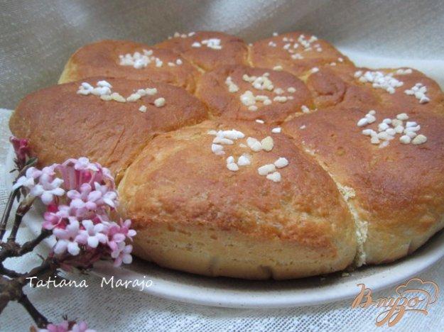 фото рецепта: Сдобные пироги со свеклой