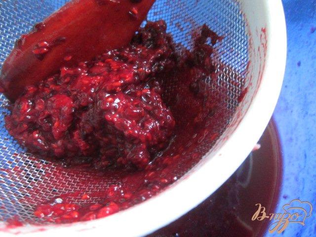 Фото приготовление рецепта: Фруктово-ягодный коктейль шаг №1